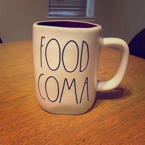 Rae Dunn Food Coma Mug
